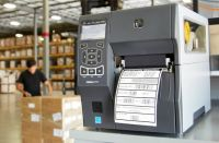 High Volume Barcode Print Station and Kit
