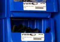 Tote and Container Barcode Labels